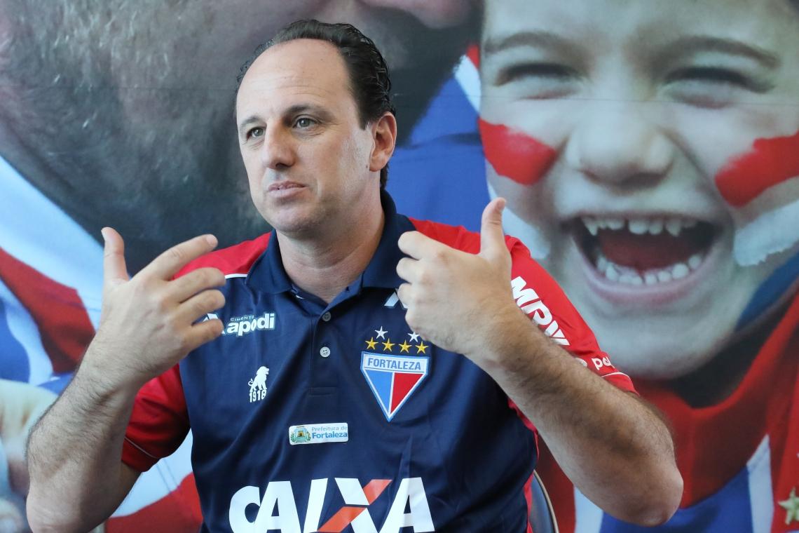 Rogério Ceni foi procurado pelo Atlético-MG logo após o título de campeão cearense