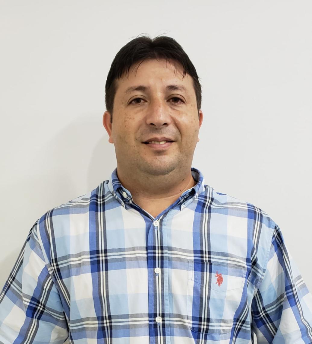 Jalsey Nazareno Professor e geógrafo