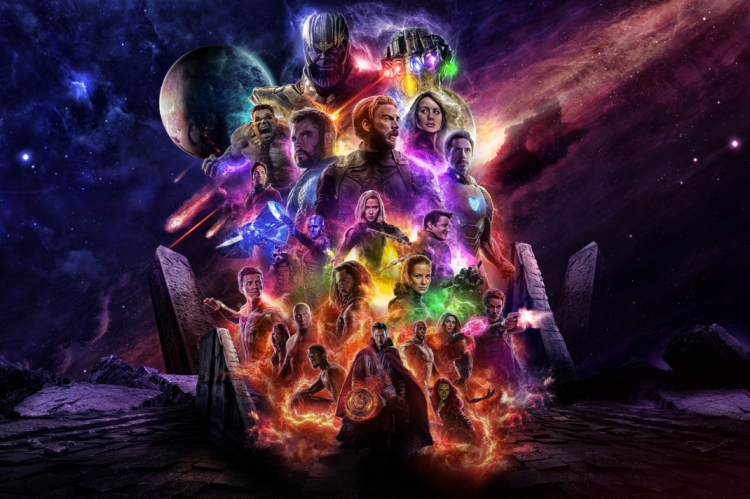 Os super-heróis da Marvel, por exemplo, seguem a mesma estrutura do monomito de Campbell