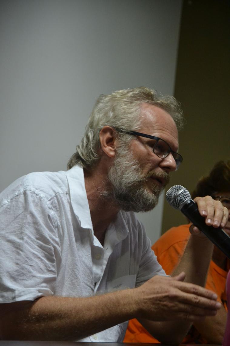 Professor da UFRJ e Filósofo, Marildo Menegat