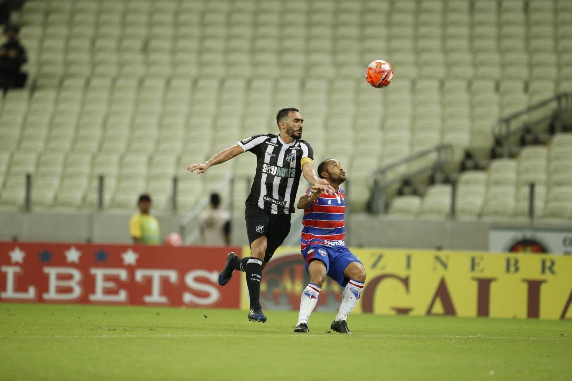 Tiago Alves reassumiu o posto de titular no Vovô