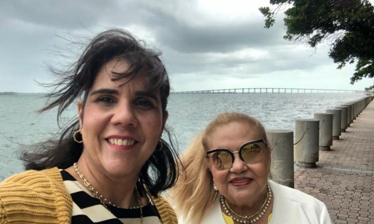 Adriana e Liliane Albuquerque