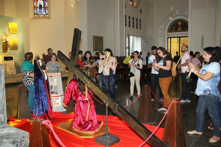 A Semana Santa é um dos períodos mais importantes do calendário litúrgico católico.