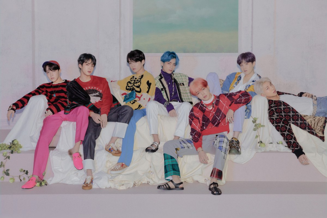Grupo de K-Pop BTS bate recorde de vídeo mais visto do YouTube nas primeiras 24 horas.