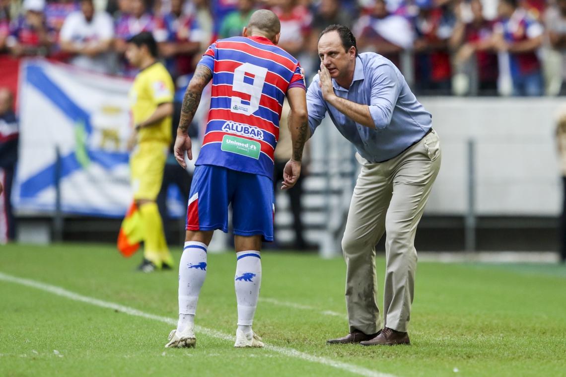 WELLINGTON Paulista ganhou confiança após gol marcado contra o Athletico-PR
