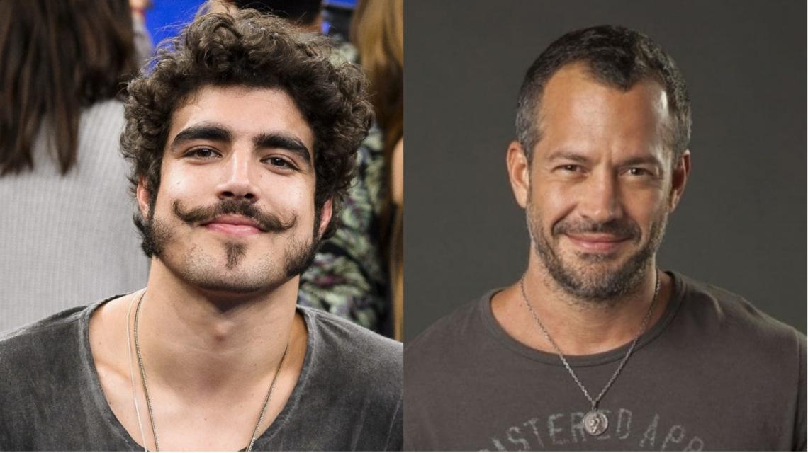 Caio Castro e Malvino Salvador viverão casal gay em nova novela das nove.