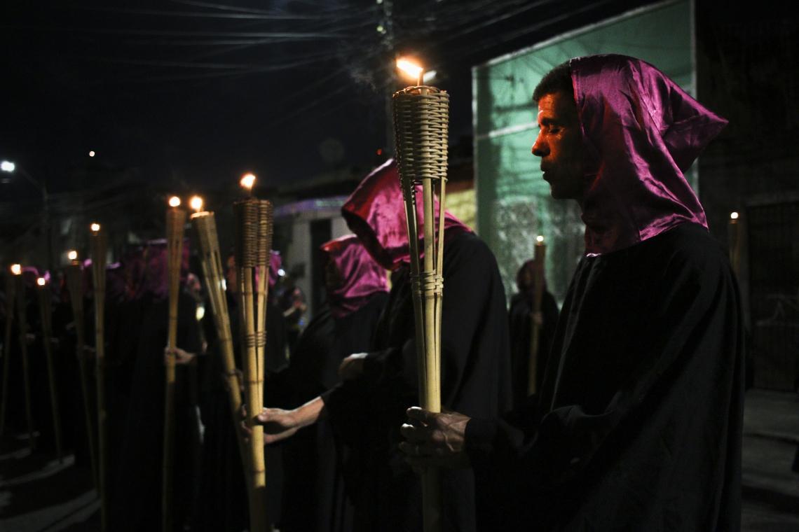 Procissão do Fogaréu 2019, Irmandade de Nossa Senhora do Rosário