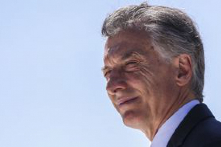 MAURICIO Macri, ex-presidente da Argentina (Foto: Marcelo Camargo/Agência Brasil)