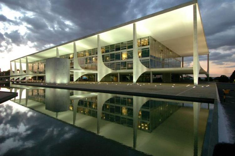 Palácio do Planalto (Foto: Arquivo/Agência Brasil)