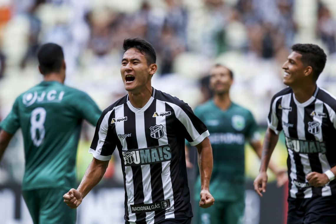 Floresta foi alvo duas vezes do Ceará em 2019 por vitórias de dois ou mais gols