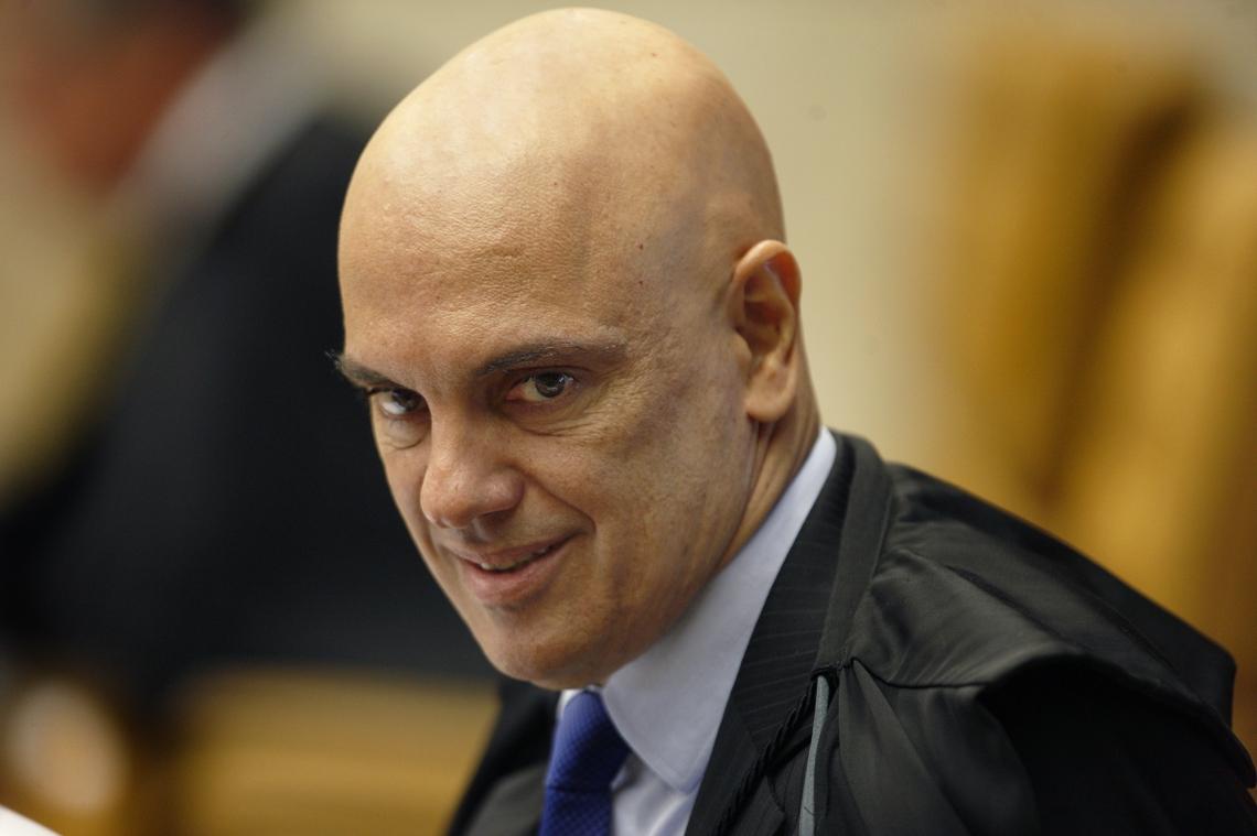 Alexandre de Moraes revogou decisão, ontem, e liberou matérias que havia censurado (Foto: Rosinei Coutinho/STF)