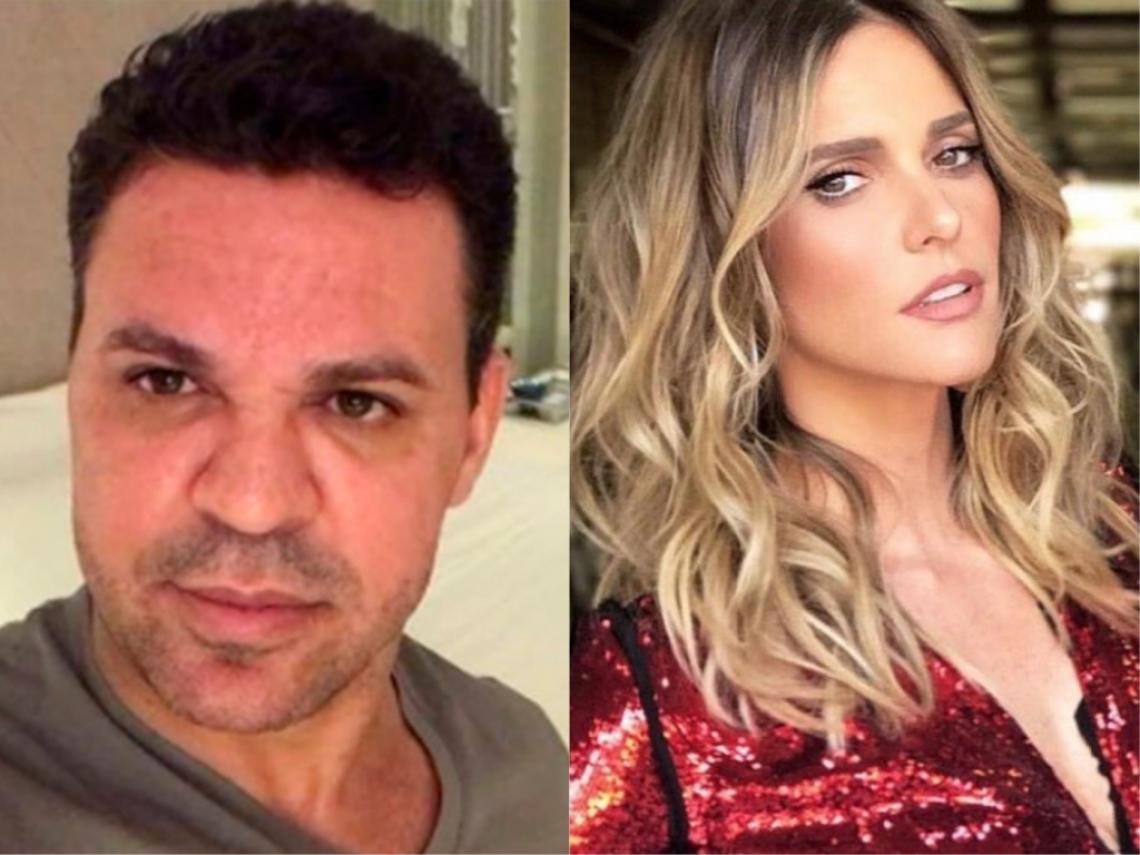 Eduardo Costa é condenado a prestar serviços comunitários por xingamentos contra Fernanda Lima.