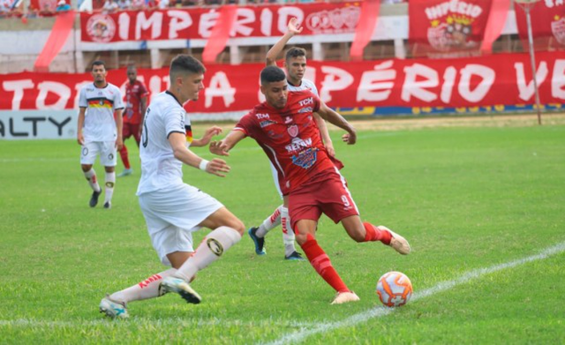 Jefinho marcou 13 gols no estadual