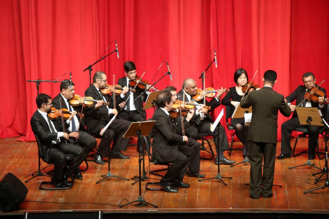 Orquestra Contemporânea Brasileira transmite apresentações online para arrecadar doações