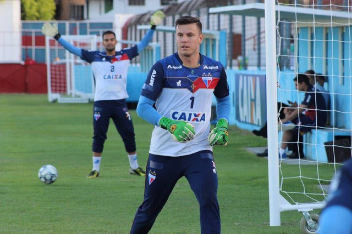 Marcelo Boeck diz que a vantagem é boa, mas não decisiva para o Fortaleza
