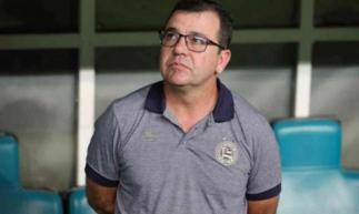 Treinador esteve no comando do Bahia por nove meses