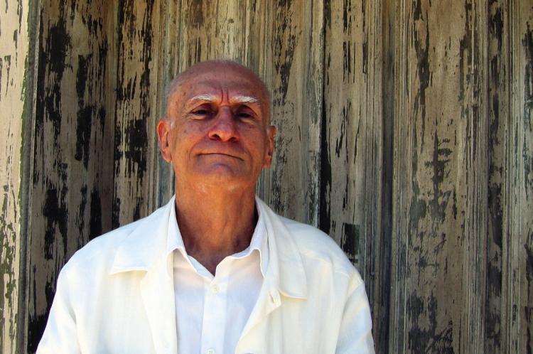 O poeta e dramaturgo Ariano Suassuna foi um dos participantes do teatro do Nordeste