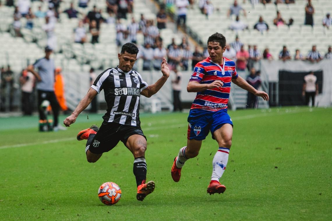 Ceará e Fortaleza só jogarão a partir da segunda fase do Campeonato Cearense 2020.