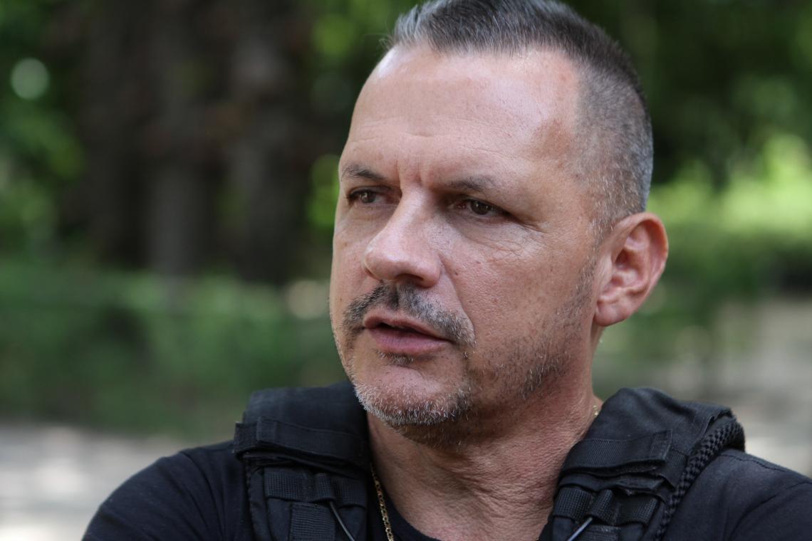 Mauro Albuquerque, secretario da Administração Penitenciária
