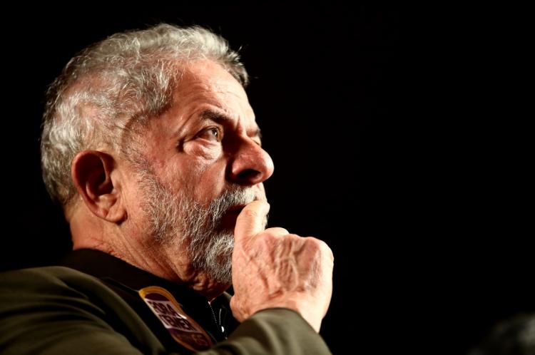 O ex-presidente Lula está preso desde o dia 6 de abril de 2018 em Curitiba