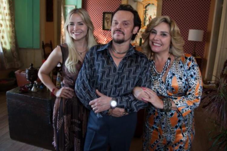Letícia Colin, Matheus Nachtergaele e Heloísa Perissé integram o elenco da série