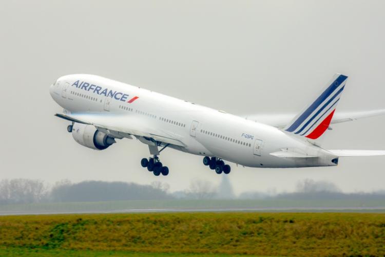 Air France retoma nesta sexta-feira, 16, voo direto Paris-Fortaleza (Foto: Divulgação/Air France)