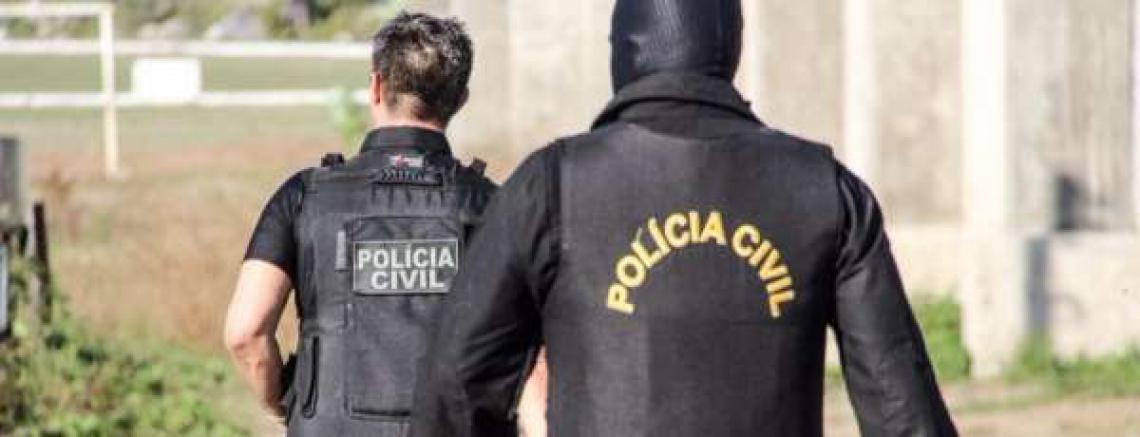 AÇÃO DA POLÍCIA Civil em todas as regiões do Ceará prendeu 125 adultos e seis adolescentes