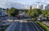 Fortaleza, CE, Brasil, 22-04-2019: Fotossensores são retirados das rodovias federais no Ceará. (Foto: Mateus Dantas / O POVO)