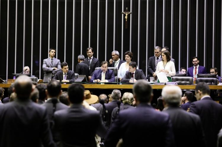 Rodrigo Maia confirmou nesta quinta o comando da comissão especial