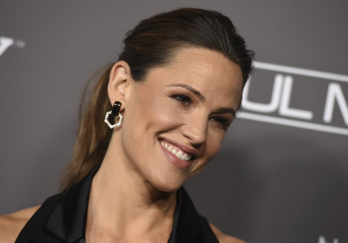 Além de atriz, Jennifer Garner é também embaixadora do grupo ativista Save the Children
