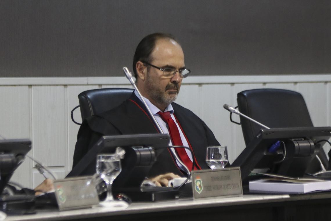 Relator Mário Teófilo apresentou voto apoiado por unanimidade