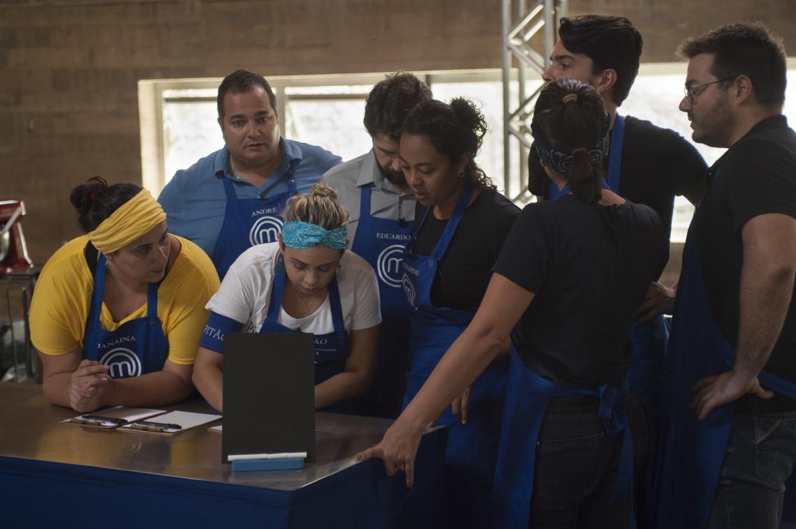 Cozinheiros do MasterChef Brasil irão servir 80 convidados
