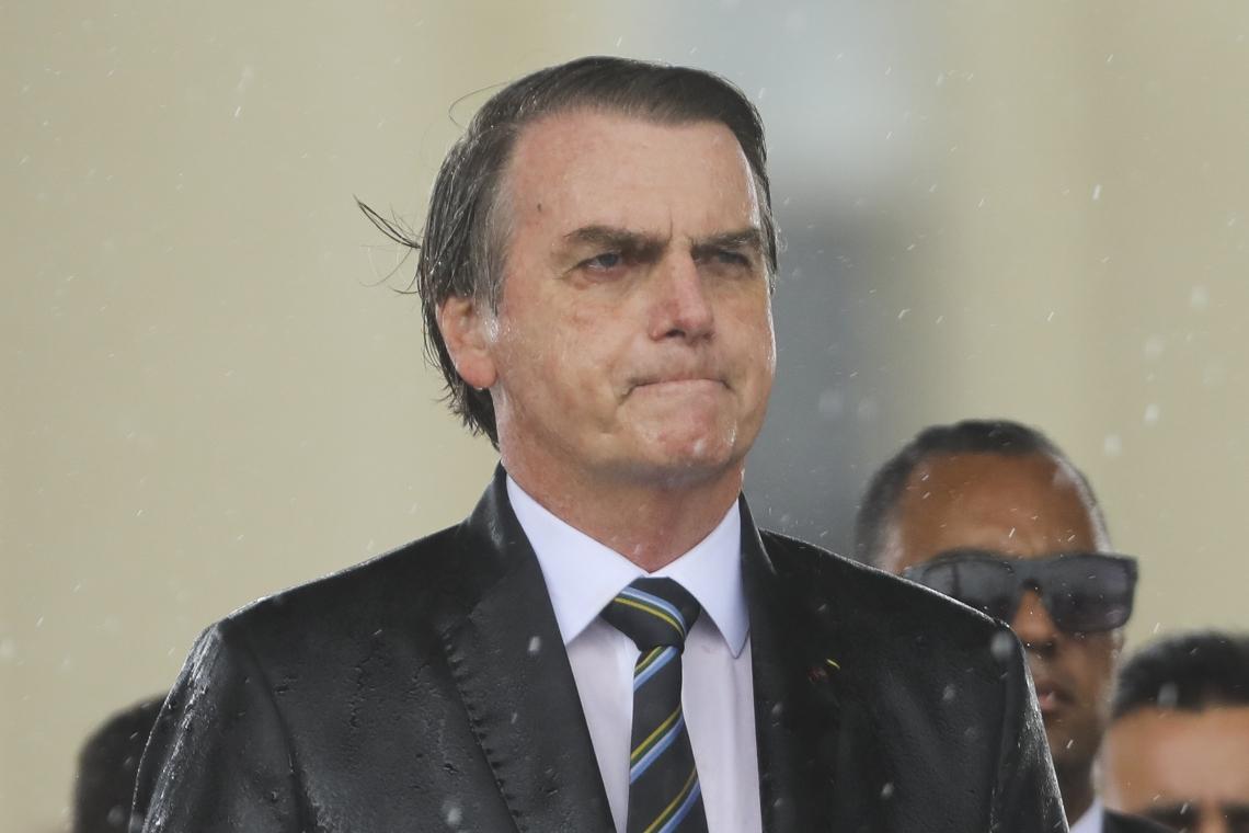 Bolsonaro considera que não há condições para as Forças Armadas entrarem hoje em conflito