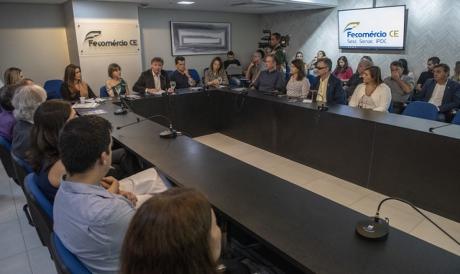 Cetur avalia que a chegada de novos negócios, como o hub aéreo, incentivam o turismo no Estado. (Foto: Divulgação)