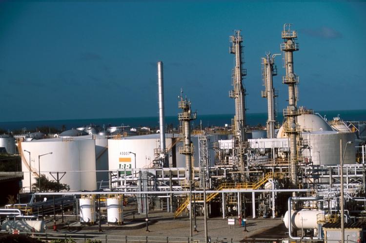 FÁBRICA de Lubrificantes e Derivados do Petróleo do Nordeste (Lubnor)