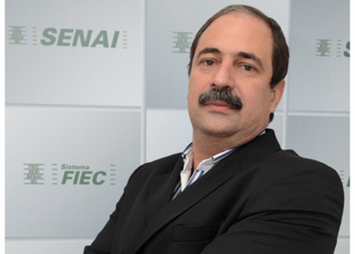 Paulo André Holanda, diretor regional do Senai
