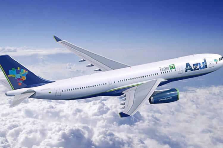 Azul passará a operar voos diários entre Fortaleza e Recife