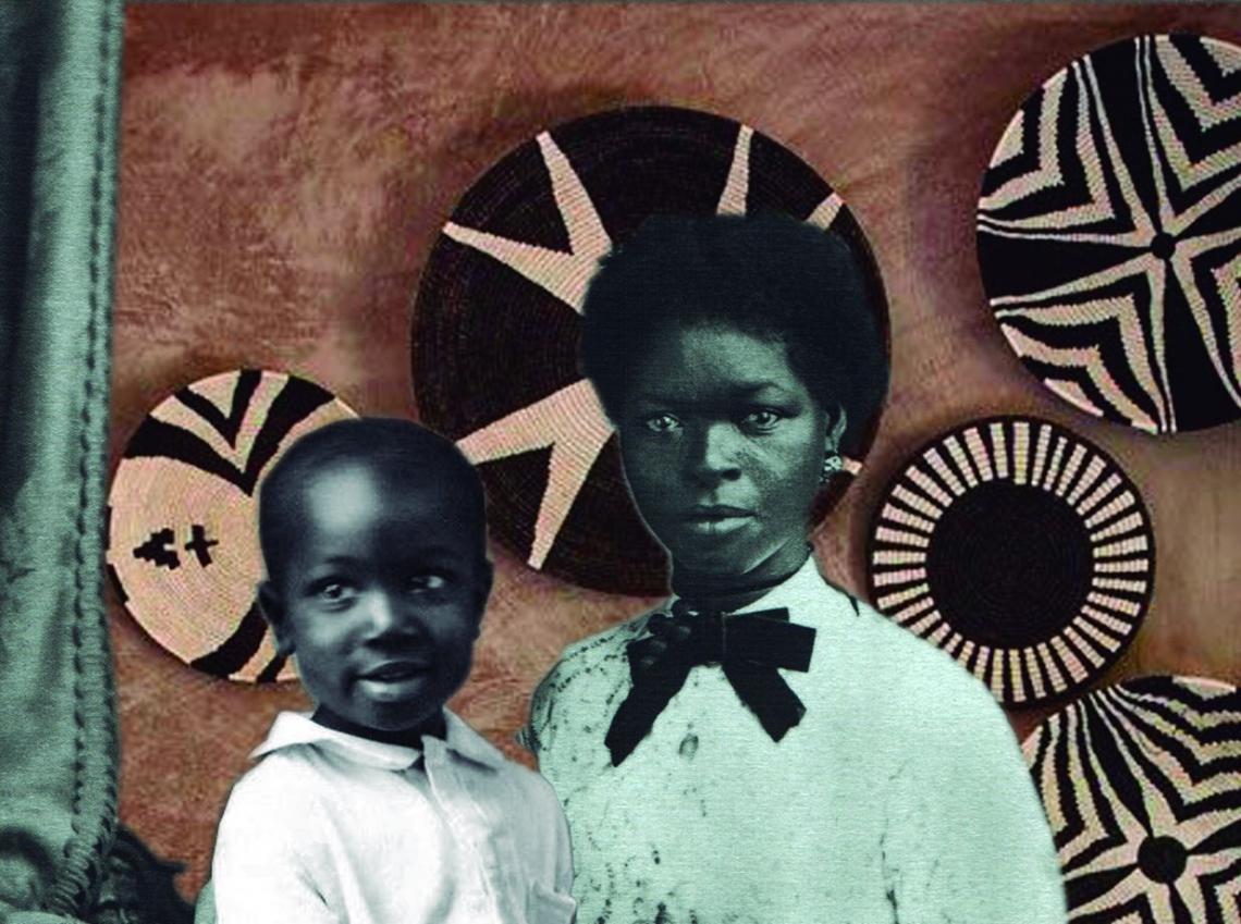 Obra Reitegração de Leite, feita pela artista Eliana Amorim