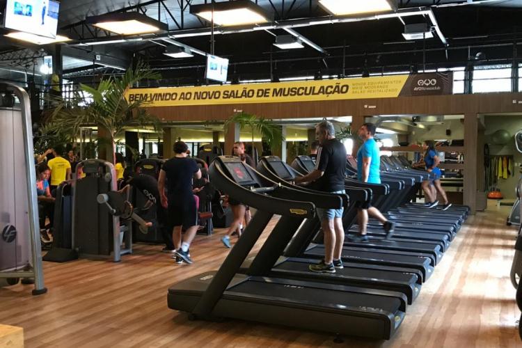 As academias terão de se adaptar para o retorno às atividades (Foto: Divulgação)