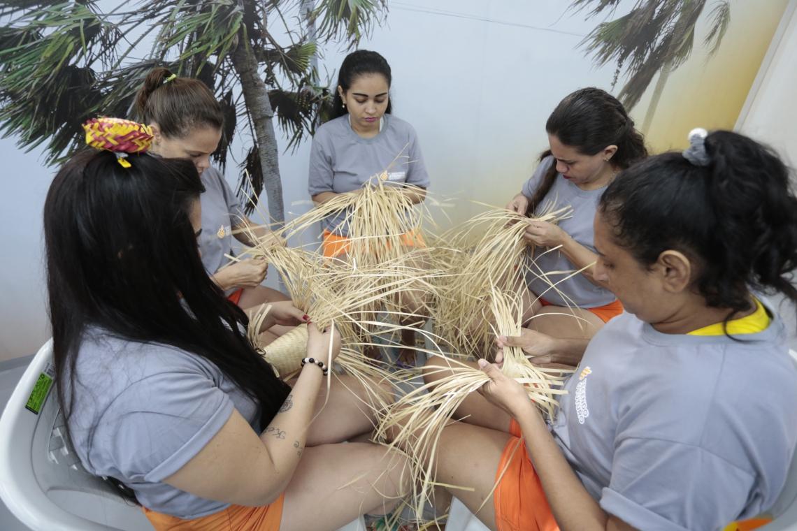 YPIÓCA E MALLORY abrem vagas de emprego para o sistema prisional cearense para gerar inclusão social