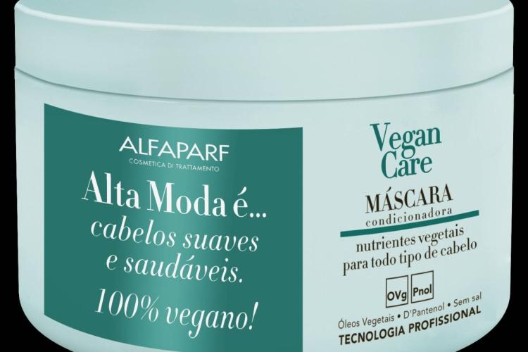 MÁSCARA Vegan Care da Alfaparf (Foto: DIVULGAÇÃO)