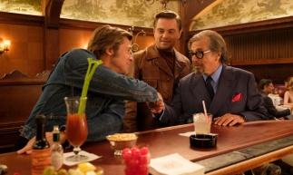 Cena do filme Era uma vez em Hollywood