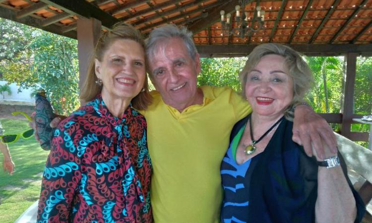 Jamille, LB e Wilma