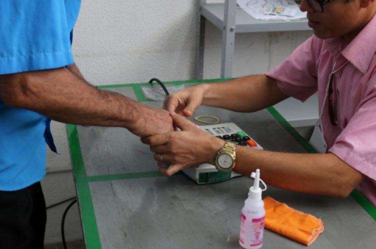 A biometria será obrigatória em todo o Ceará a partir das eleições 2020.