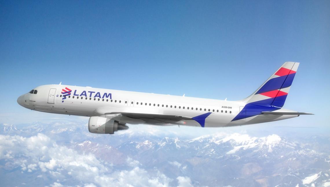 Latam e Emirates fecham acordo de codeshare envolvendo 17 municípios, incluindo Fortaleza.