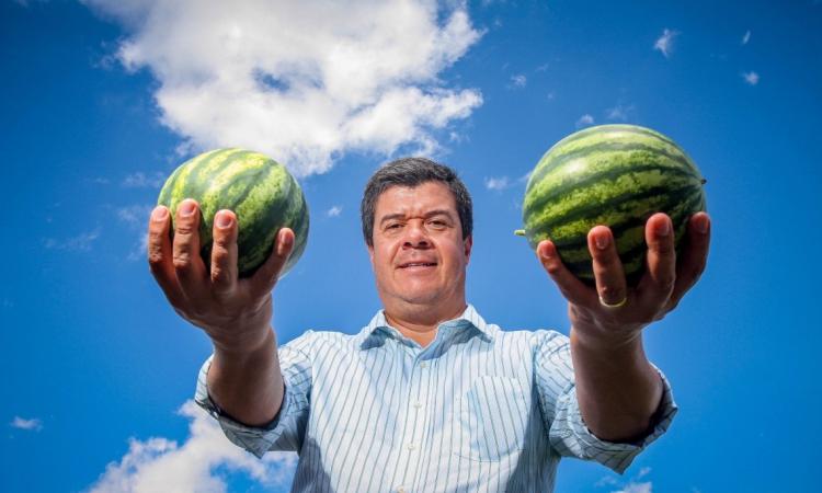 Luiz Roberto Barcelos, presidente da Agrícola Famosa