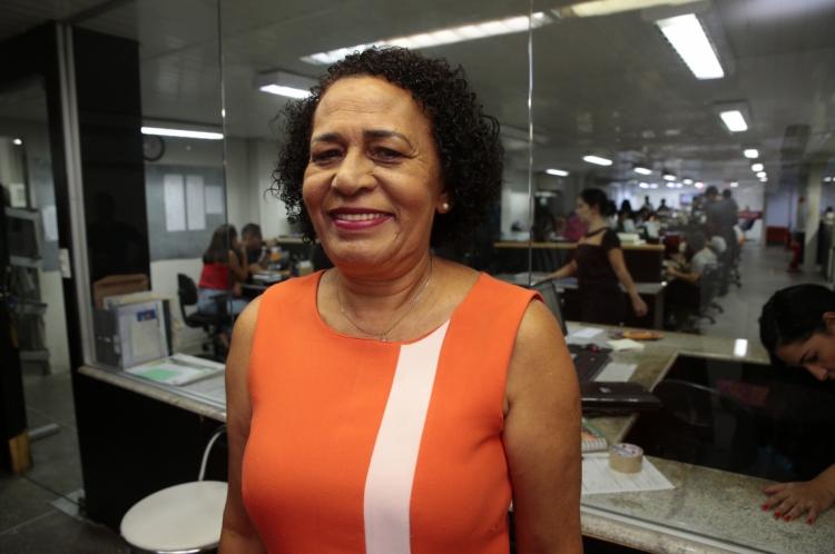 Presidente do Partido da Mulher Brasileira (PMB), Suêd Haidar, concedeu entrevista ao O POVO Online nesta sexta-feira, 3.