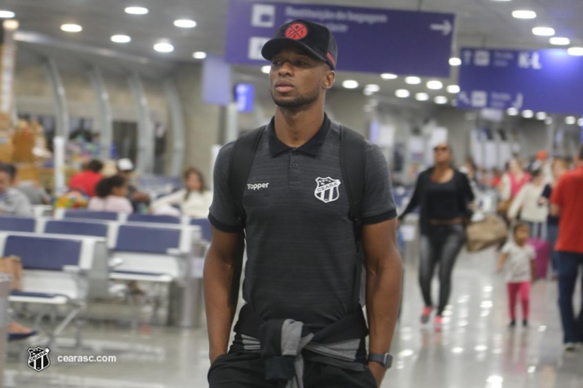 Luiz Otávio é o principal nome da defesa Alvinegra