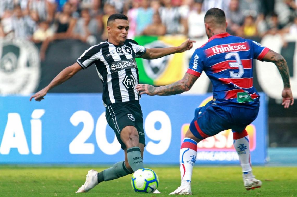 Fortaleza perdeu a segunda partida na Série A do Brasileiro
