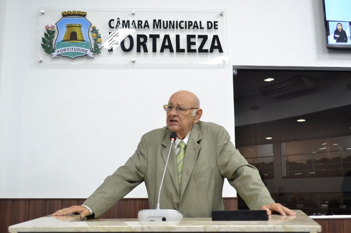LUCIRAM Girão estava em seu quarto mandato como vereador